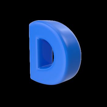 Alphabet Toon D.H03.2k